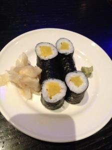 burdock sushi