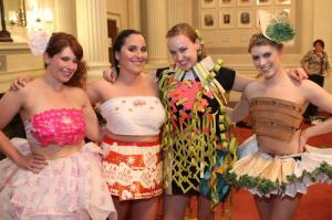 ladies of trashion