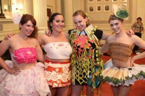ladies of trashion