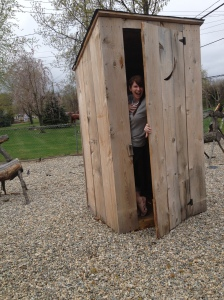 outhouse princess