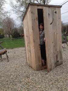 outhouse princess