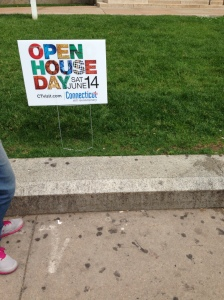 open house day