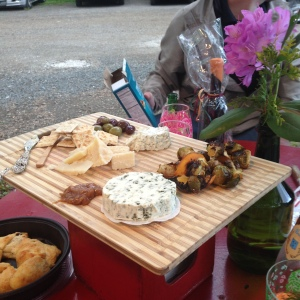 the place cheese plate