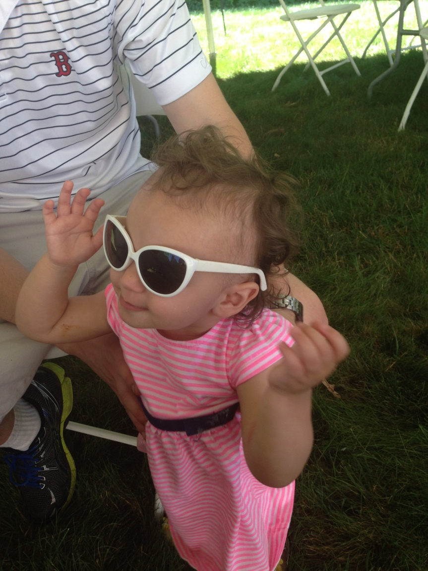 Two awesome weekends with Penelope – @MillwrightsCT and @FunwithCarbsLGbarbeque