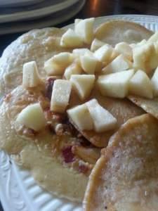 goddess pancakes