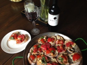 ironside bruschetta