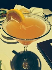 orange martini yaaaas