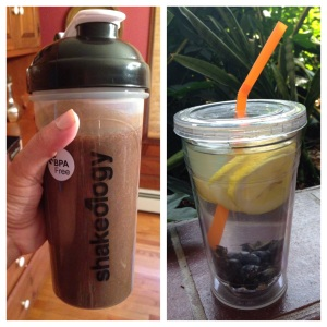 shakeology pic stitch