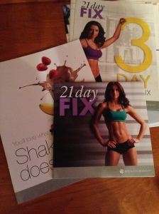21 day fix program guide