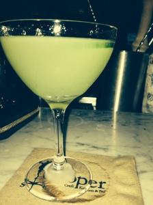 cooper cucumber cocktail