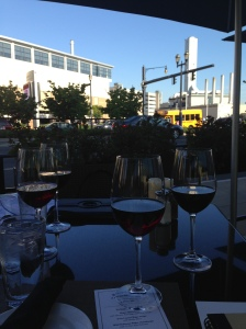 front st view w wine