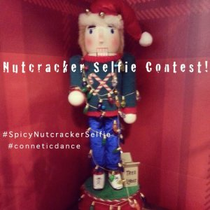 nutcracker selfie contest