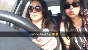 kat road trip