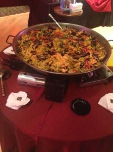 enormous paella