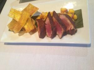 yummy seared tuna