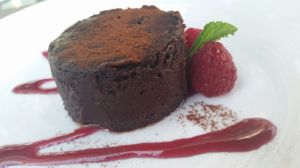 flourless chocolate cake capital grille