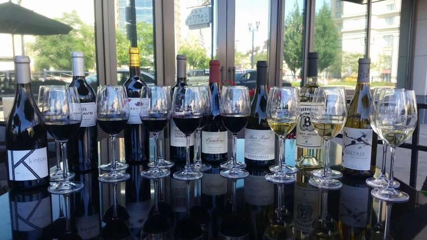 A Grand Tour of Wines with the Generous Pour @TheCapitalGrille + BreakdancingHamlet